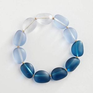J.Jill - Great Indigo Seaglass Bracelet